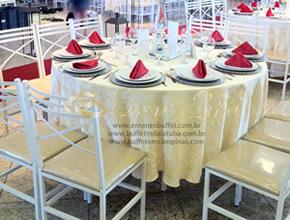 Buffet de Casamento em Campinas